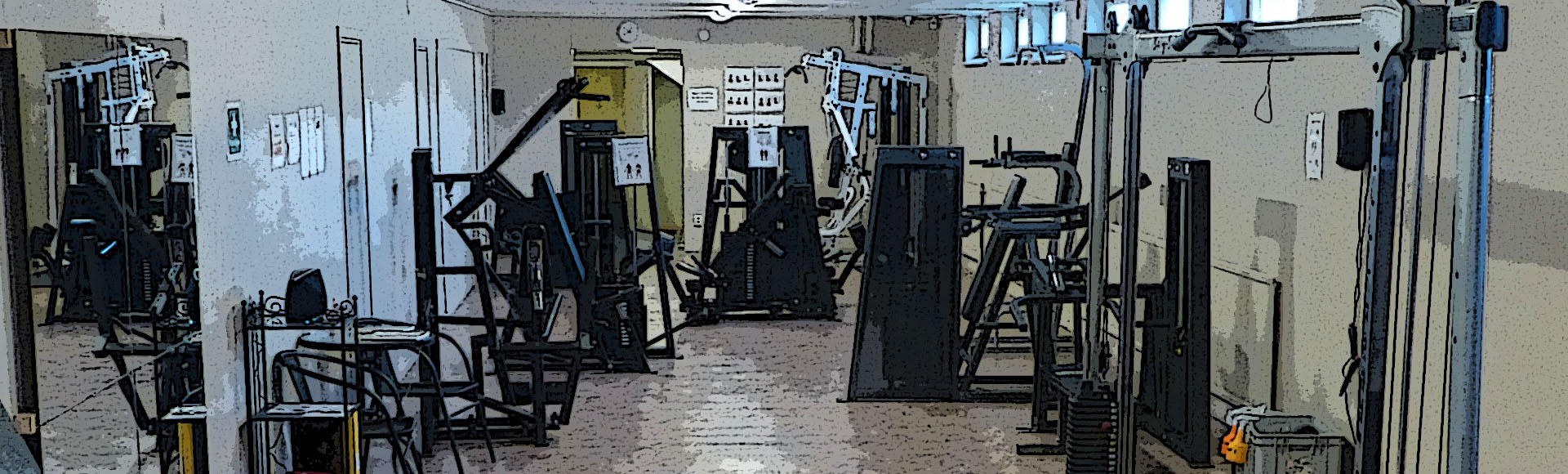 Mer än bara ett gym