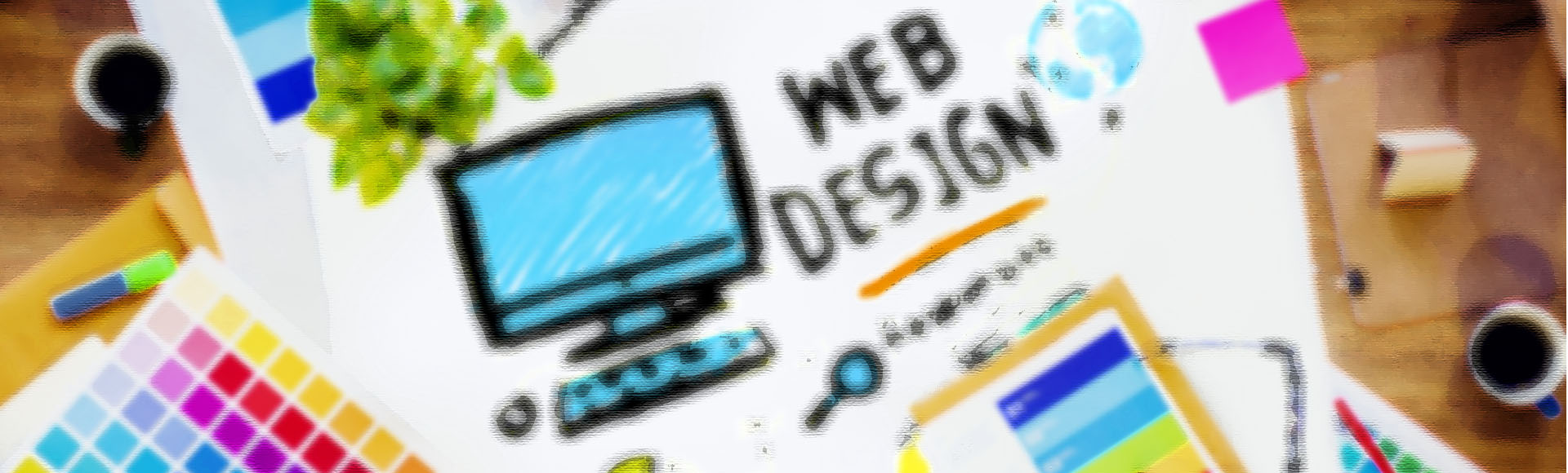 Webbdesign is neverending!