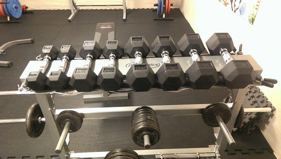 hantlar lösa vikter